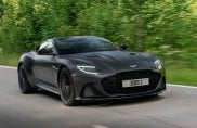 Aston Martin DBS Superleggera Xenon Grey