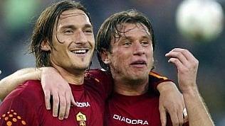 """Totti: """"Cassano? Pagava sempre. Ho dovuto dirgli basta"""""""