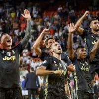 La Juventus si scopre super anche senza Ronaldo