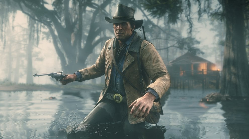 Come al cinema: il Far West di Red Dead Redemption 2