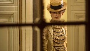 """Keira Knightley è Colette: """"Cent'anni dopo sempre attuale"""""""
