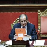 """Manovra, Tria rassicura il Parlamento: """"Misure graduali e nel rispetto dei conti"""""""