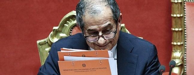 """Manovra, Tria rassicura il Parlamento:""""Misure graduali e nel rispetto dei conti"""""""