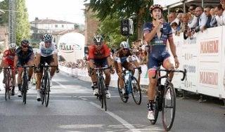 Ciclismo, Coppa Sabatini: sorpresa Lobato a Peccioli