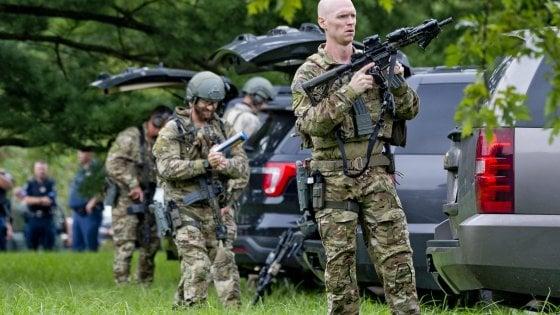Maryland, donna uccide tre colleghi e poi si toglie la vita