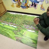 Usa, uomo scarcerato dopo 27 anni grazie ai suoi disegni di campi da golf