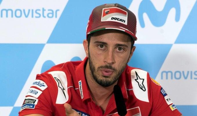 MotoGp, Aragon; Dovizioso sfida Marquez: ''La pressione è tutta su di lui''