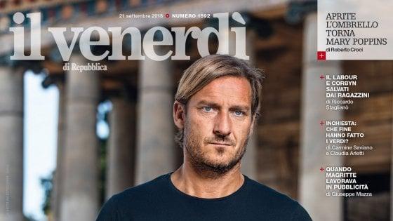 Amori, odio, trionfi e sconfitte: silenzio, parla Totti