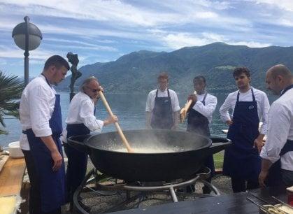 Tutti sul lago, a scoprire la cucina della