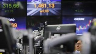 Borse europee positive in scia ai record di Wall Street