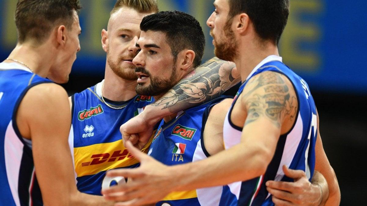 """""""Libera i cani"""": Zaytzev spiega il perché del motto della nazionale del Volley Repubblica it"""