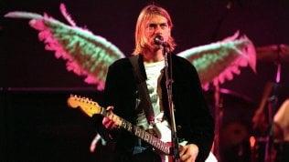 'In Utero', 25 anni fa il volo dei Nirvana prima dell'addio a Cobain