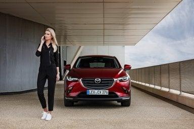 Mazda CX-3, rivoluzione silenziosa