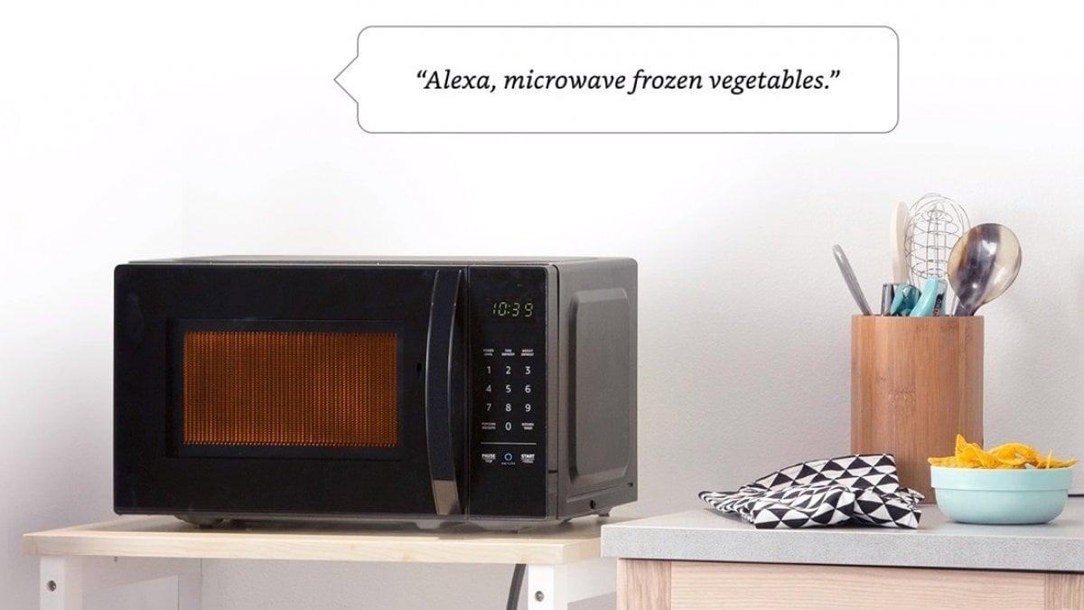 Da amazon un 39 invasione di gadget in arrivo anche un forno a microonde - Forno e microonde insieme ...