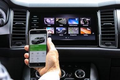 Skoda Connect, mobilità ad alta tecnologia