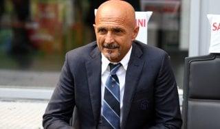 """Inter, Spalletti: """"Il carattere della Champions lo voglio sempre"""""""