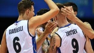 Mondiali, al via la seconda fase Italia-Finlandia in diretta