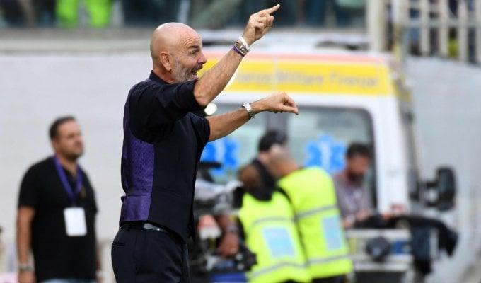 """Fiorentina, Pioli: """"Basta sceneggiate: mettiamo il tempo effettivo"""""""