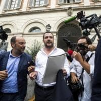 """Vertice Manovra, Lega soddisfatta: """"Pensioni, intesa su quota 100. Taglio Ires da 1..."""