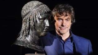 """Alberto Angela svela Pompei e le sue meraviglie: """"Ve la mostriamo come non l'avete mai vista"""" foto"""