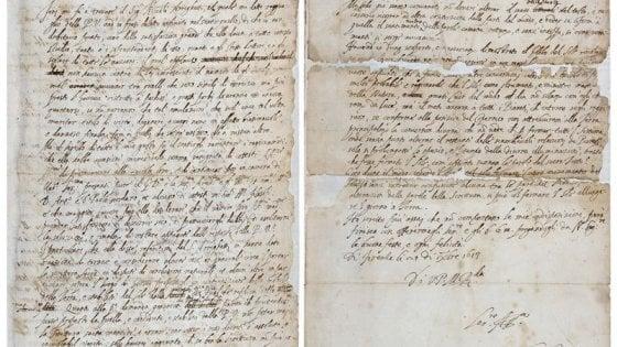 Spunta dal passato la lettera che fece condannare Galileo