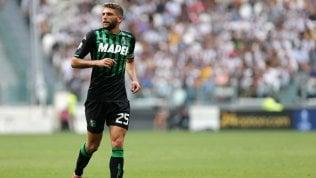 C'è l'anticipo di Serie ADiretta Sassuolo-Empoli 1-1