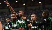 Sassuolo-Empoli 3-1  Gli emiliani al 2° posto