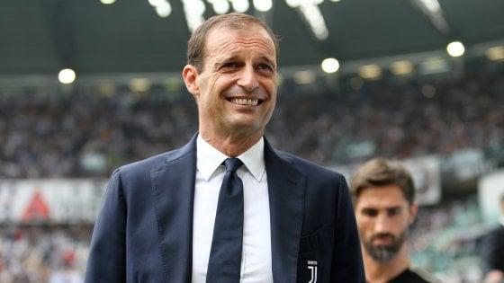 Max Allegri infierisce su Roma e Inter