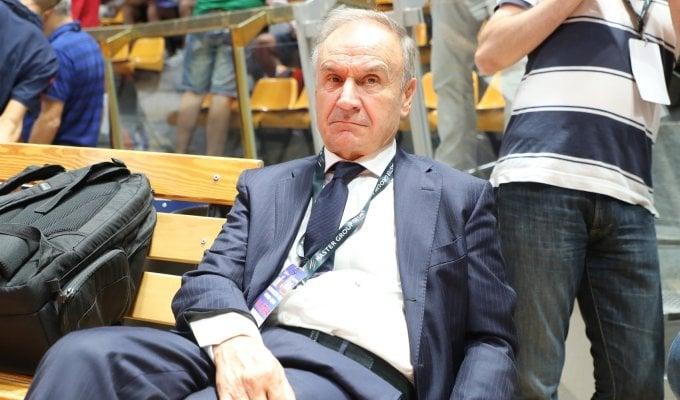 """Basket, Nazionale; Petrucci conferma Sacchetti: """"Grande uomo e ottimo tecnico"""""""
