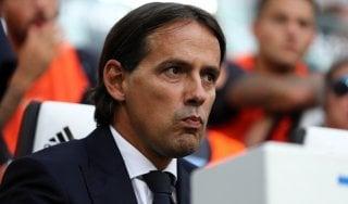 """Lazio, Inzaghi: """"Basta passi falsi, ora sappiamo anche soffrire''"""