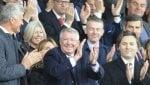 Inghilterra: Liverpool e City ok, pari United sotto gli occhi di Ferguson foto Bayern vinceReal Madrid ok