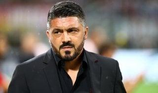 """Milan, Gattuso: """"Atalanta 'rognosa', ma Higuain è il più forte che c'è in giro"""""""