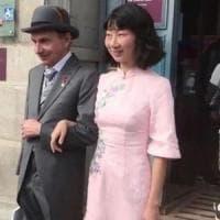 Michel Houellebecq: lo scrittore si sposa