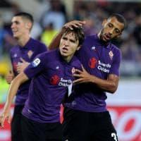 Fiorentina-Spal 3-0: Chiesa e Pjaca trascinano i viola