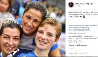 Scherma paralimpica, Bebe Vio trascina l'Italia: oro nel fioretto a squadre