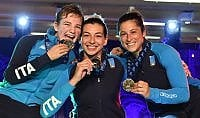 Bebe Vio trascina l'Italia  oro nel fioretto a squadre