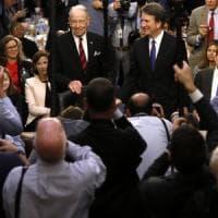 Usa, l'accusatrice di Kavanaugh testimonierà la prossima settimana