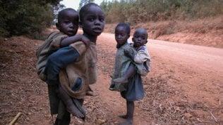 Dopo l'ultima epidemia 155 bambini orfani o separati dai genitori nella Repubblica Democratica del Congo