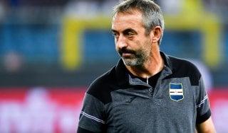 """Sampdoria, Giampaolo: """"Questa sconfitta ci fa male"""""""