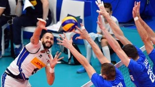 Italia, una sconfitta indoloreAzzurri vanno alla Final Six