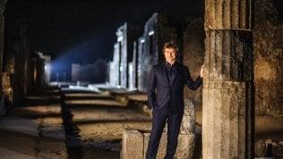 """""""Stanotte a Pompei"""" è già un successo: ovazione social, Alberto Angela superstar"""