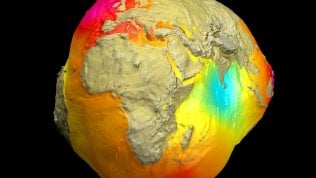 """L'asse terrestre s'inclina a sud.  """"E' per i ghiacci che si sciolgono"""""""