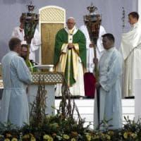 Il Papa in Lituania: