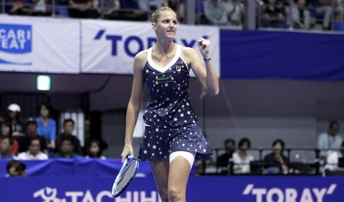 Tennis, Pliskova fa centro a Tokyo. Laver Cup: Djokovic ko con Anderson, giochi riaperti