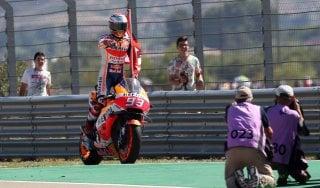 MotoGp, Aragon: Marquez vince il duello con Dovizioso e mette il mondiale in cassaforte