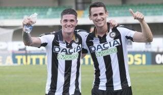 Chievo-Udinese 0-2: De Paul e Lasagna fanno volare i bianconeri