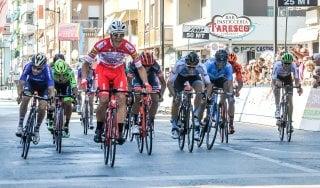 Ciclismo, Trofeo Matteotti: bis di Ballerini allo sprint