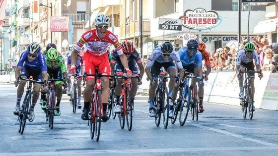 Ciclismo: Ballerini vince il Matteotti