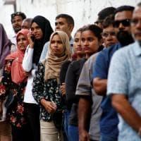 Maldive, il candidato dell'opposizione è il nuovo presidente