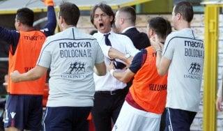 """Bologna, Inzaghi: """"Ho visto lo spirito giusto"""""""